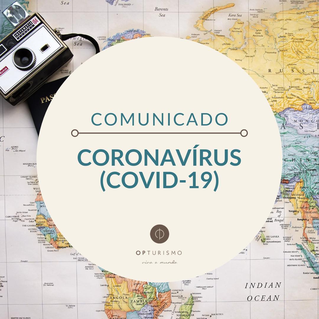 Comunicado Imortante COVID-19