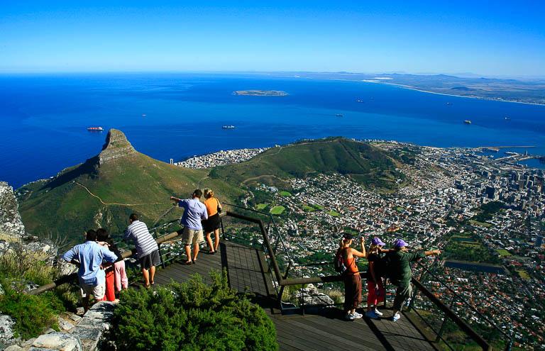 Ilhas Mauricius & África do Sul