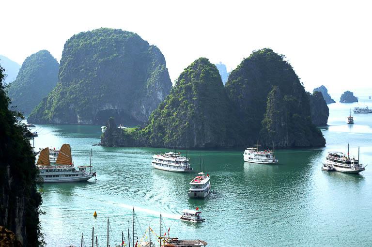 Maravilhas da Indochina