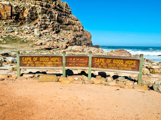 África do Sul Surpreendente & Encantadora