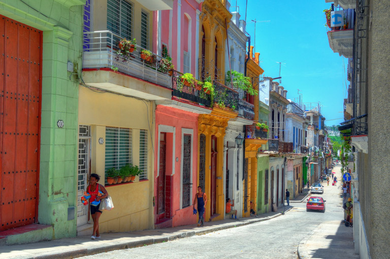 Arriba Cuba