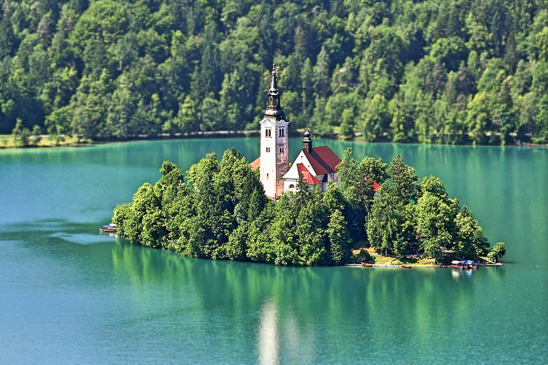 Eslovênia & Croácia