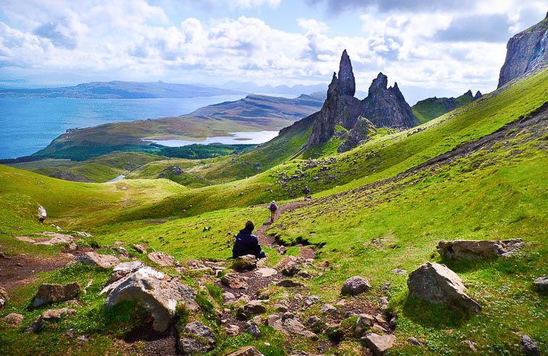 Irlanda do Norte, Escócia & Londres