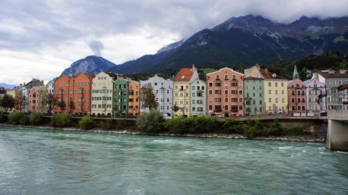 Itália, Áustria, Suiça & França