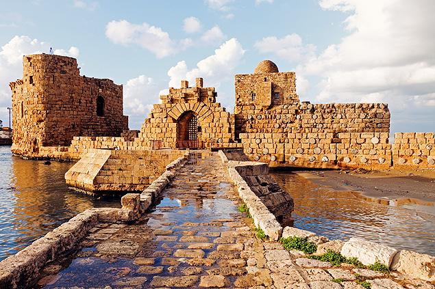 Líbano e Egito