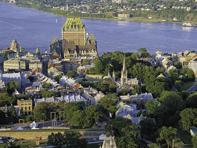 Nova Inglaterra e Canadá Francês