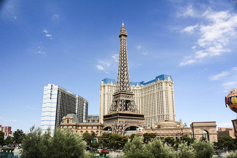 O Melhor da Califórnia & Las Vegas
