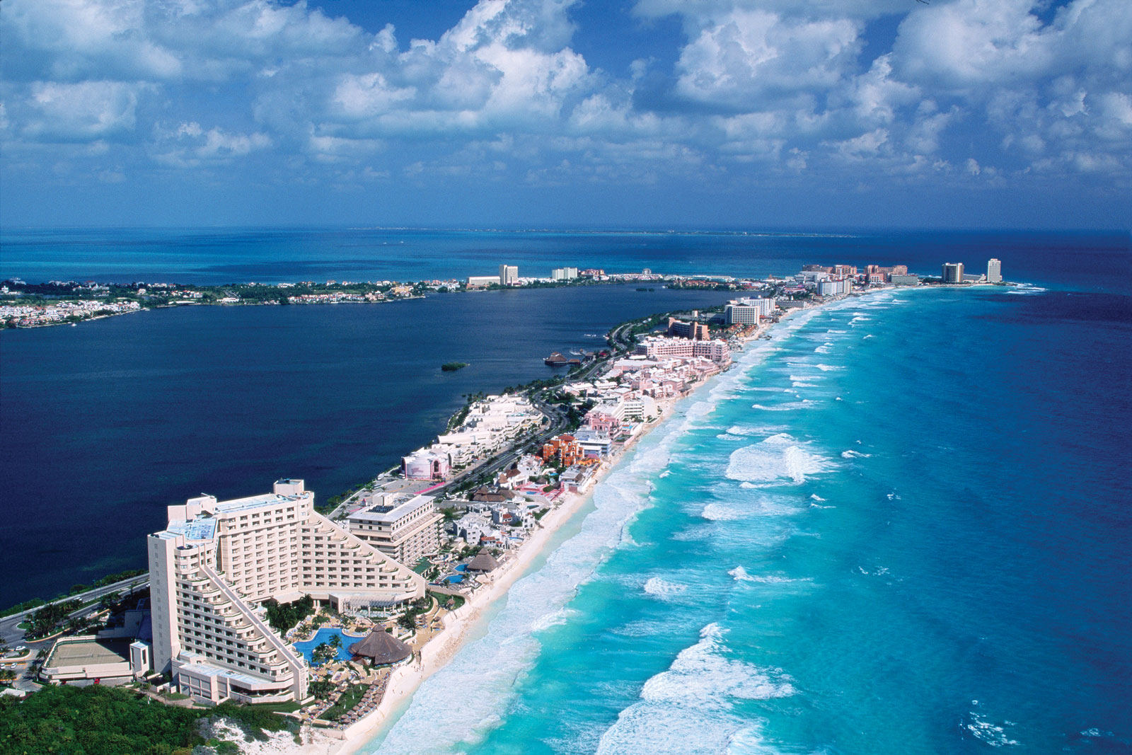 Réveillon em Cancún