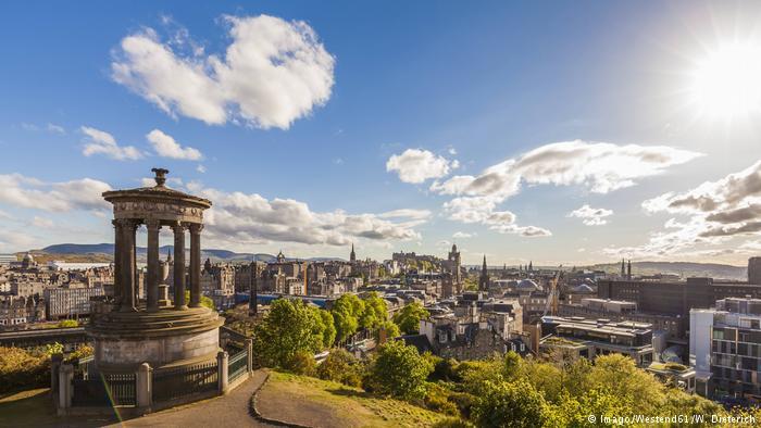 Réveillon em Edimburgo
