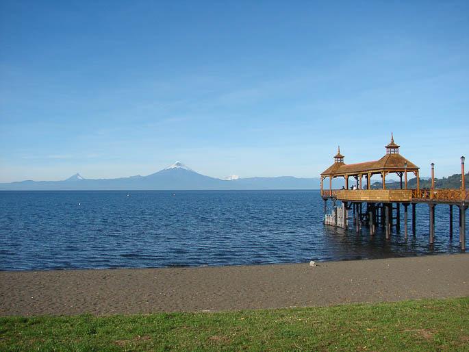 Santiago, Região dos Lagos & Vulcões