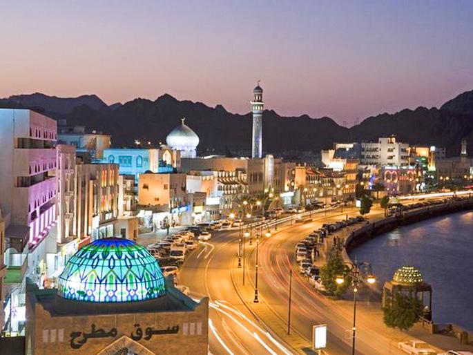 Sultanato de Omã e Dubai
