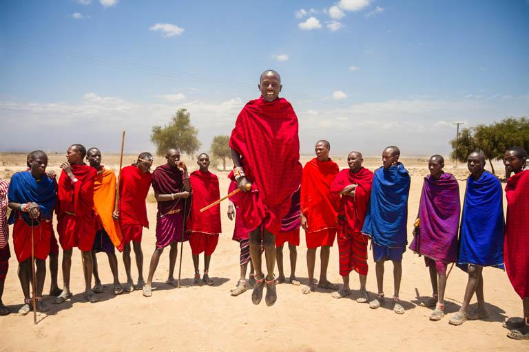 Tesouros do Quênia & da Tanzânia