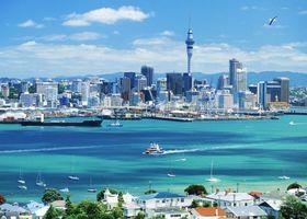 Os Fascínios da Nova Zelândia
