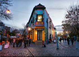 Dia do Trabalho em Buenos Aires