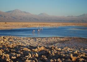 Santiago com Deserto do Atacama