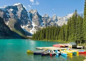 As Maravilhas da Costa Oeste Canadense & do Alaska
