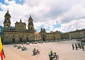 Colômbia: além da conquista & colonização
