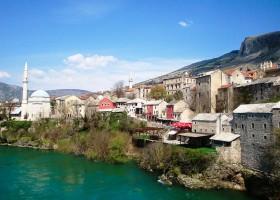 Sérvia, Bósnia, Montenegro & Croácia
