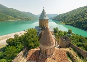 Geórgia - Vinhos, História e Cultura