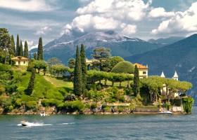 A Lombardia e os mais belos lagos italianos