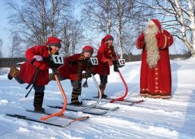 Experiências no Círculo Polar Ártico