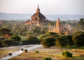 Myanmar & Bangkok, Via Dubai - Slow Myanmar