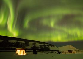 Ilhas Lofoten para observação da Aurora Boreal