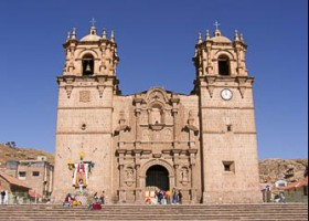 Lima, Cusco, Puno & Lago Titicaca