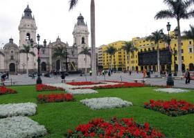 Tiradentes em Lima